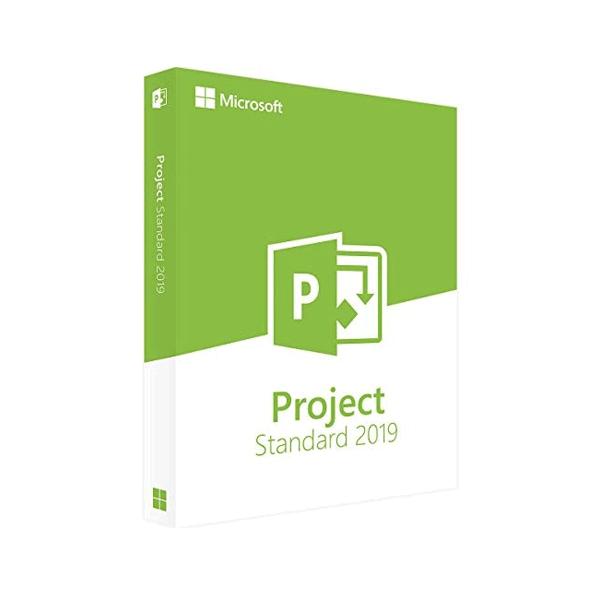 Microsoft Project Standard