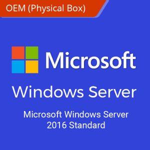 Microsoft Windows Server 2016 Standard OEM