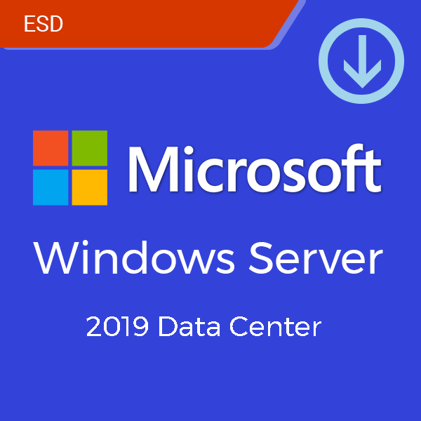 Microsoft Windows Server 2019 Data Center