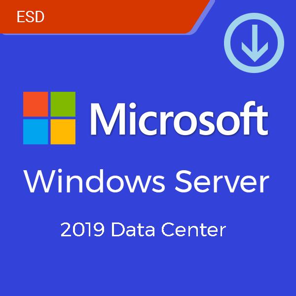 Microsoft Windows Server 2019 Data Center