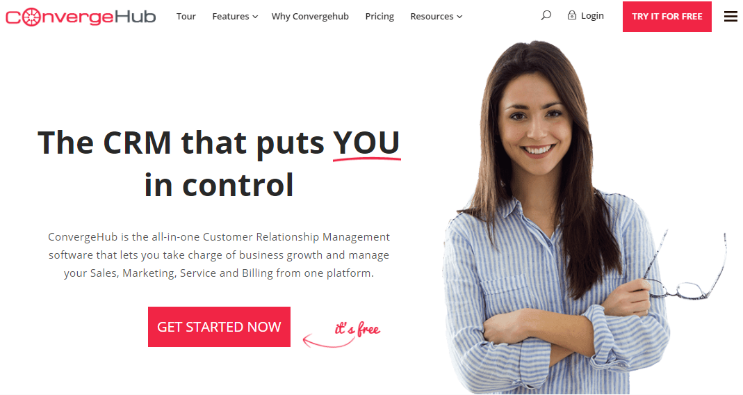 ConvergeHub, Softvire Australia