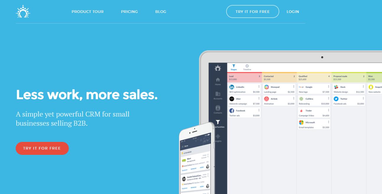 Salesflare CRM, Softvire Australia