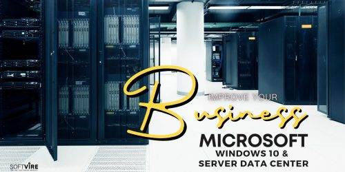 Boost Your Business with - Microsoft Windows 10 and Server Data Center - Twitter - Softvire Global Market