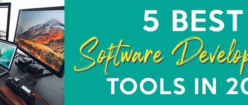 5 best software development tools in 2021