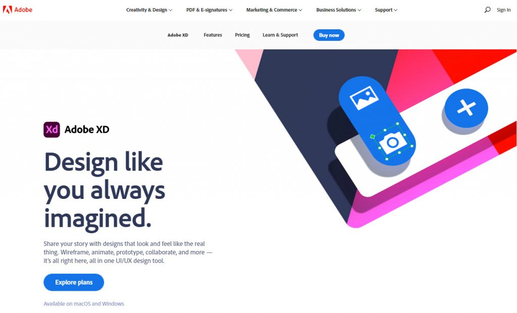 Mobile-Apps-Adobe-XD