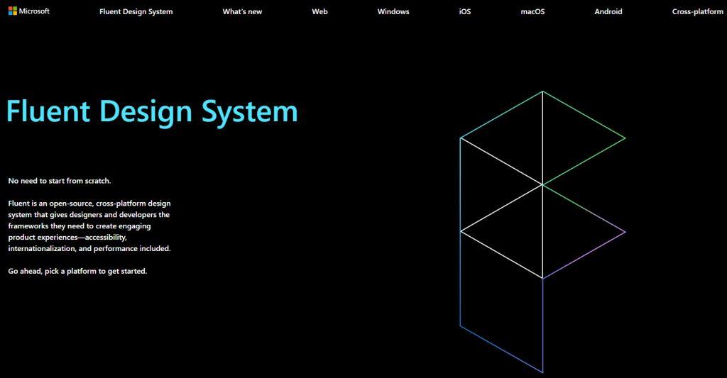 Mobile-Apps-Microsoft-Fluent-Design